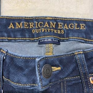 American Eagle Outfitters Jeans - American Eagle Slim Straight Extreme Flex Jeans